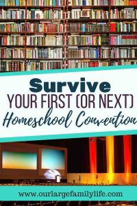 Attending a homeschool convention can seem overwhelming, but it doesn't have to be. Preparing for a homeschool convention will help you to make the most of your time, as well as have a successful trip.