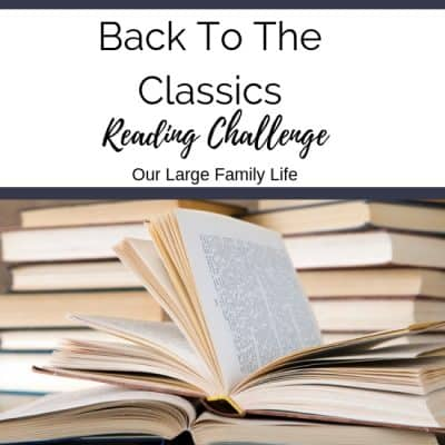 Back To The Classics Reading Challenge