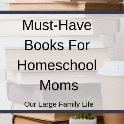 9 Must-Read Books For Homeschool Moms