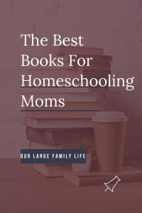 Are you a homeschool mom who is looking for some encouragement. It is easy to get frustrated or discouraged on this journey. Check out these must-have books to help you become a better homeschool mom.