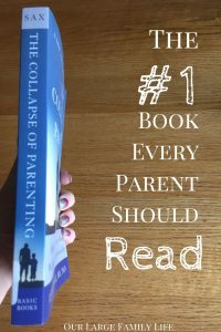 The Collapse of Parenting book