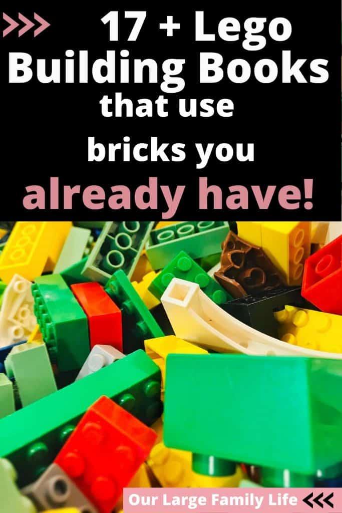 pieces of lego bricks