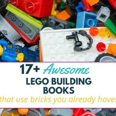The Best 17+ Lego Building Books That Use Bricks You Already Have